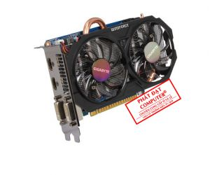 VGA Gigabyte GTX 750Ti 2GB Renew (2 Fan)